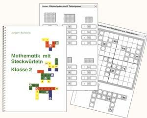 kopiervorlagen kl 2 steckw rfel 5401781 mathematik klasse 1 bis 6 w rfelmaterial. Black Bedroom Furniture Sets. Home Design Ideas