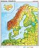 Nordeuropa/Ostseeländer - physisch