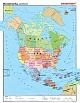 Nordamerika - politisch