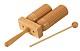 Wooden Agogo - hell