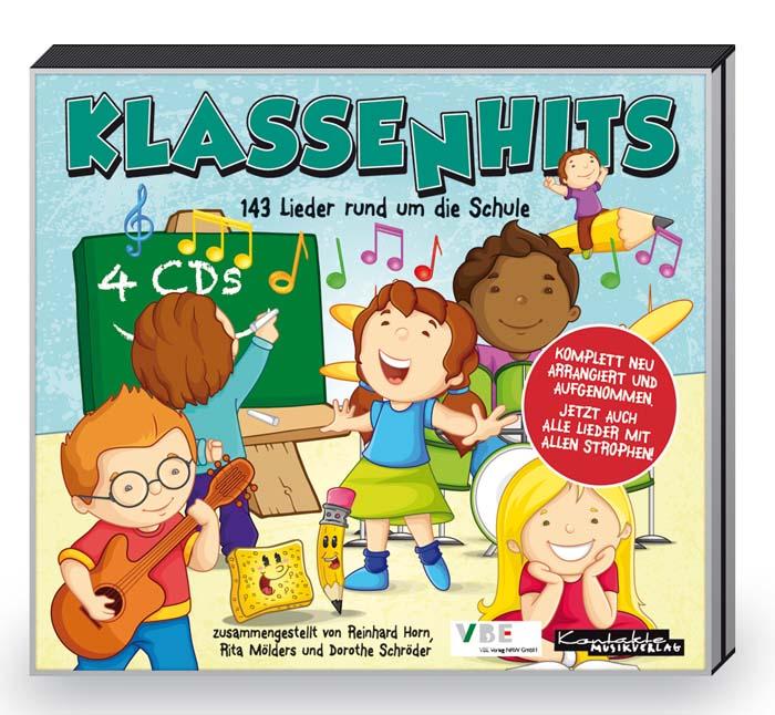 Klassen-Hits - CD-Paket