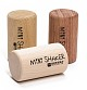Mini-Shaker aus Holz - 3-er Set