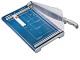 Hebel-Schneidemaschine mit transparentem Messerschutz