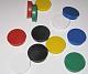 Magnete mit Colorkappe