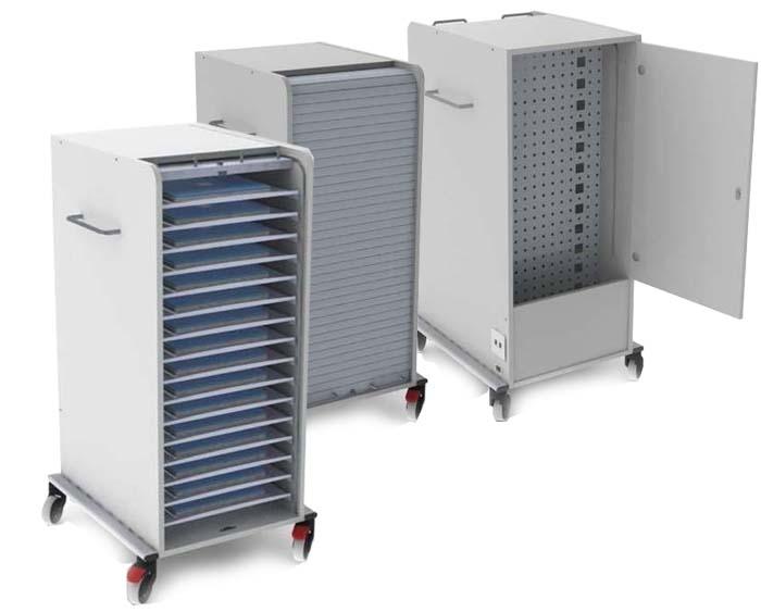 Notebookwagen - StorageBoxLight SBL