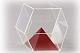 Rhombendodekaeder mit Innenpyramide