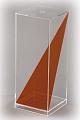 4-seitiges Prisma mit Diagonalschnitt