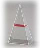 Rechteckpyramide mit waagerechten Schnitt