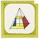 Schwenkfolie - Pyramidenstumpf
