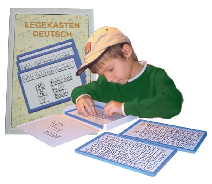 Lesekasten - Deutsch