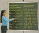 Kombi-Schrifttafel - Vereinfachte Ausgangsschrift