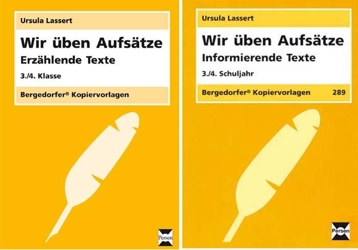 Bergedorfer Kopiervorlagen - Wir üben Aufsätze