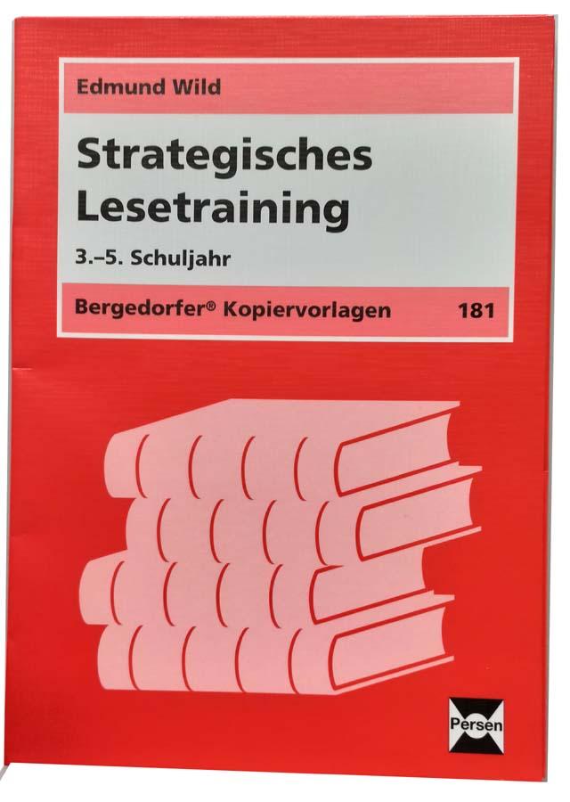 Bergedorfer Kopiervorlagen - Strategisches Lesetraining
