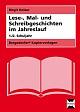 Lese-, Mal- und Schreibgeschichten im Jahreslauf - Kopiervorlagen