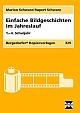 Bergedorfer Kopiervorlagen - Einfache Bildgeschichten im Jahreslauf
