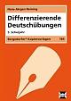 Bergedorfer Kopiervorlagen - Differenzierte Deutschübungen