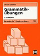 Bergedorfer Kopiervorlagen - Grammatikübungen