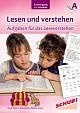 Lesen und Verstehen - Schuleingang 1./2.