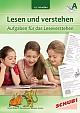 Lesen und Verstehen - Schuleingang 2./3.