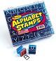 Großbuchstaben-Stempel - Jumbo