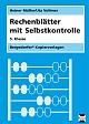 Bergedorfer Kopiervorlagen - Rechenblätter mit Selbstkontrolle