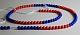 Rechenkette bis 100 - 10 rot / 10 blau
