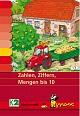 Max Lernkartenset Zahlen, Ziffern, Mengen bis 10