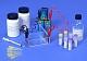 Elektrophorese von Farbstoffen - Kit