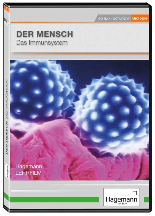 Der Mensch: Das Immunsystem - DVD, 5507780 • Biologie --> DVD´s ...