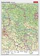 Sachsen-Anhalt - physisch / politisch