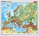 Europa - physisch / politisch