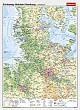 Schleswig-Holstein/Hamburg - physisch / politisch