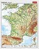 Frankreich - physisch / politisch