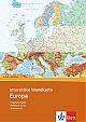 Interaktive Wandkarte - Europa