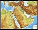Naher Osten - physisch