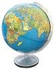 Leuchtglobus Columbus Terra