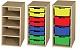 Materialcontainer - Aufsatzschrank