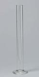 Standardzylinder mit Fuß und geschliffenem Rand