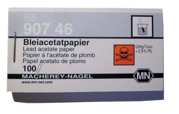 Bleiacetatpapier