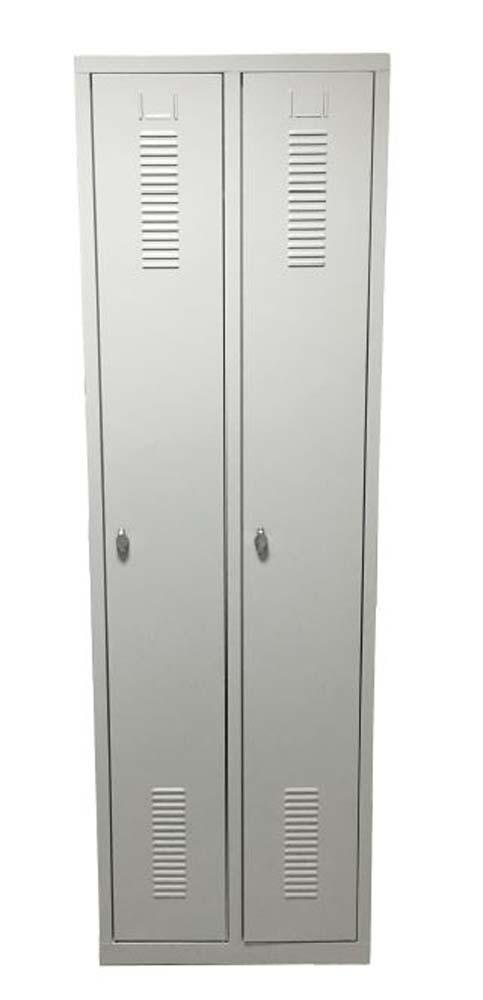 Garderobenschrank - Stahl