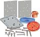 Ersatzteile für Getriebe- Maschinenbaukasten