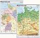Deutschland - physisch / politisch