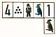 Eins, zwei - Papagei - Kartenspiel